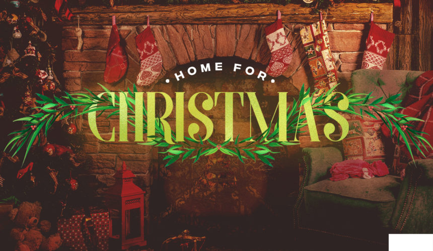 Home for Christmas- The Story of Gabriel and Mary